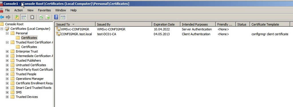 Sccm 2012 and pki marius sandbu it blog now we need to repeat this for creating a certificate template for the configmgr server roles follow the same steps as before but there are some other yadclub Images