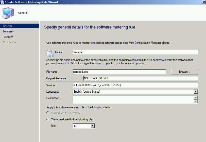 Software Metering ConfigMgr 2012 | Marius Sandbu - IT blog
