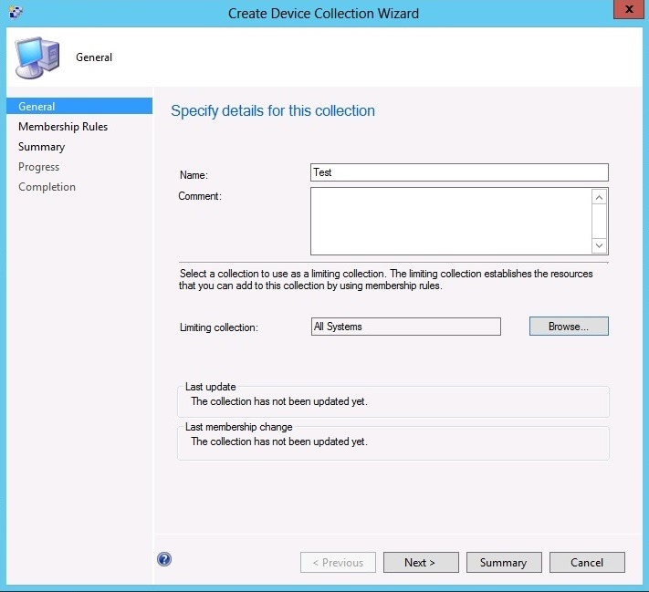 Configuration Manager and Collections | Marius Sandbu - IT blog