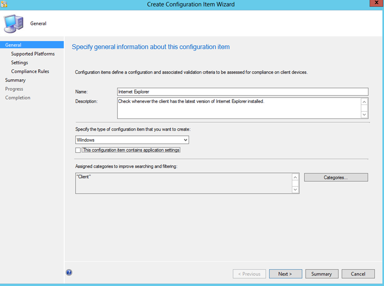 Baselines and auto remediation SCCM2012 | Marius Sandbu - IT
