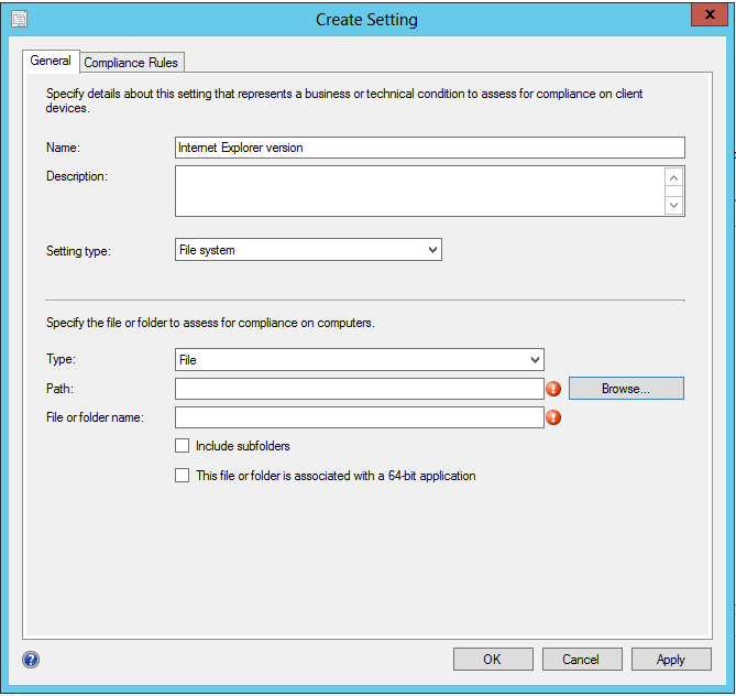 Baselines and auto remediation SCCM2012 | Marius Sandbu - IT blog