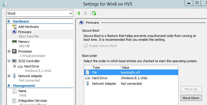 Securing Hyper-V 2012R2 hosts and VMs | Marius Sandbu - IT blog