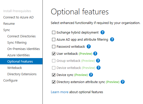 Azure AD Connect Preview 2 is available | Marius Sandbu - IT