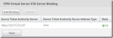 Troubleshooting ICA-proxy and authentication sessions